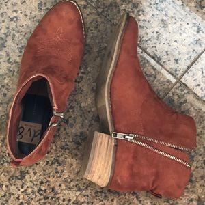 Dolce Vita (DV8) Brown Heeled Bootie